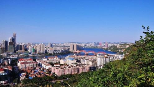 """广西最能""""挣钱""""的城市,不是南宁也不是桂林,你去过吗?"""