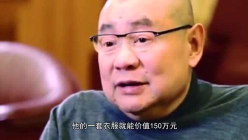 如今的刘銮雄多有钱?花3亿换肾,出门迈巴赫,车牌更牛