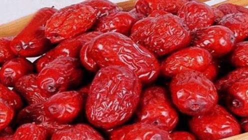 红枣和它同食就是要人命,有的人还不清楚,以为是很好的补品