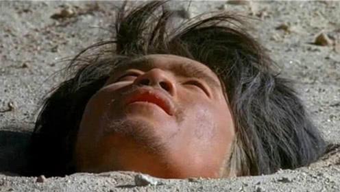 """人掉入流沙中真的""""必死无疑""""吗?看完视频后才知,原来可以这样脱困"""