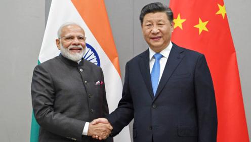 习近平会见印度总理莫迪:增进政治互信 妥善管控分歧 拓展务实合作