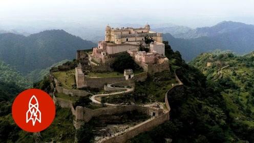 不止有中国有长城,印度也有长城的,一起来见识下
