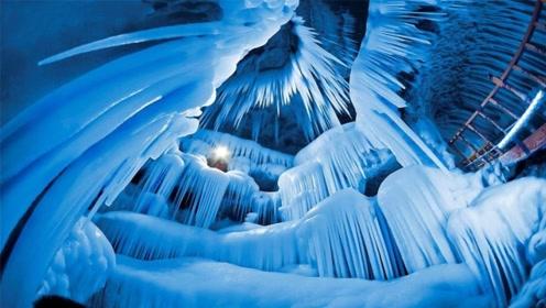 全国第一的万年冰洞,形成原因未解,门票却高达120元