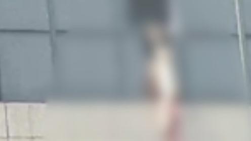广州突发一起坠楼事件,女子坠楼后身首异处,警方初步排除他杀