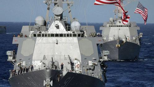 美海军部长:如果没有中俄,美战舰将无法运转,或是担心自己被炒