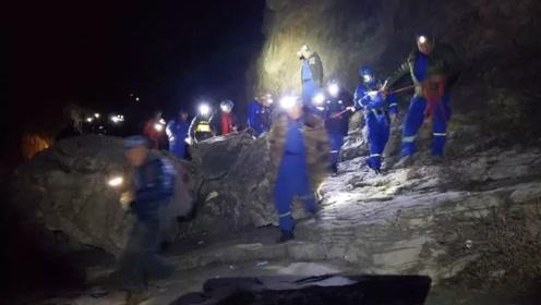 女驴友爬野山被吹下20多米高悬崖丧生 当日多次发布大风预警