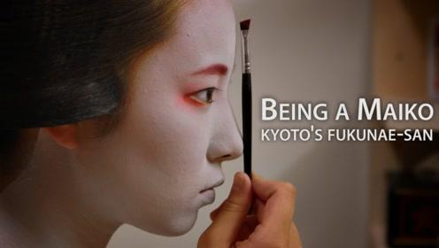 为什么日本艺伎脸都画这么白?了解背后原因后,才知道一切都不简单
