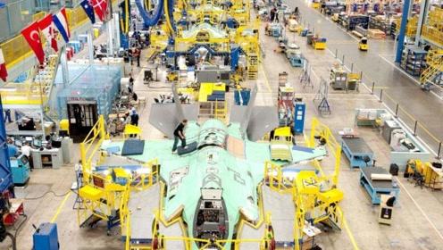 美国F35一年造160架,俄罗斯苏35一年造20架,中国呢?
