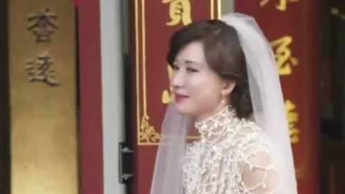 林志玲哽咽落泪,致婚礼誓词:愿意和黑泽良平一起相守到老
