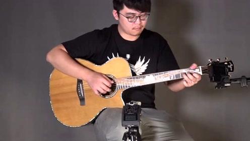 吉他演奏《卡萨布兰卡》优美琴声 演绎经典