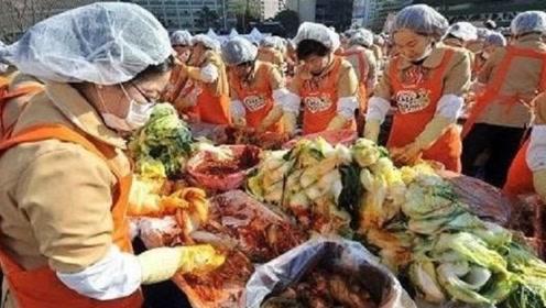 中国大妈要在韩国买40斤泡菜,却被导游一把拉回来:别自己往坑里跳!