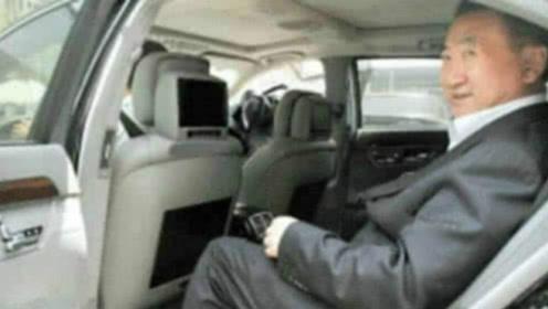 王健林的座驾有多牛?一辆陪了他20多年,一辆早已绝版!网友:羡慕!