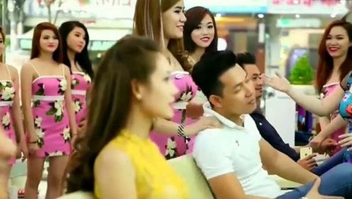 越南理发店单次上百,游客排队也要去,果然非比寻常!