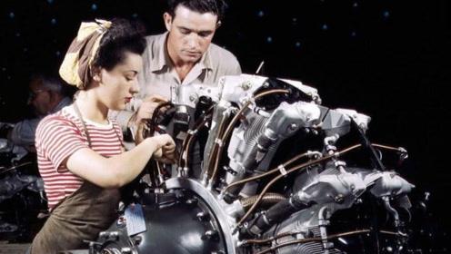 二战期间全面的生产动员,让美国彻底摆脱1929年以来的经济大萧条