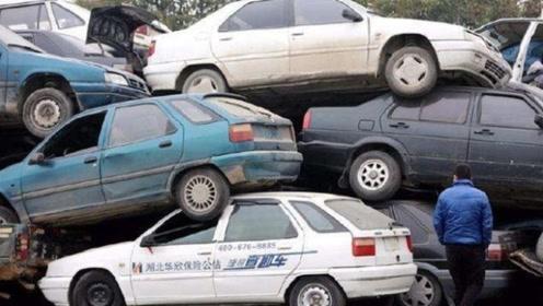 私家车强制报废新规已出台,车主:那我刚买的国五车该怎么处理?