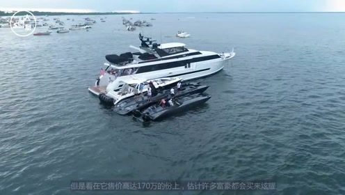 """2700匹马力的水上""""超跑"""",时速能够达到300公里,时速秒杀布加迪"""