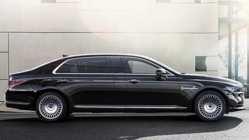 又一大型豪华车!长超5米2,搭载V8引擎,进入车内尽显奢华