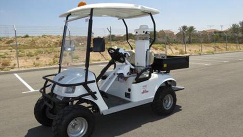 售价一万元的自动驾驶机器人,可像人类一样开车,做你的专职司机
