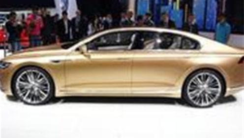 """大众冲击高端车型,全新""""辉道""""即将上市,外观霸气,内饰比A6还豪华!"""