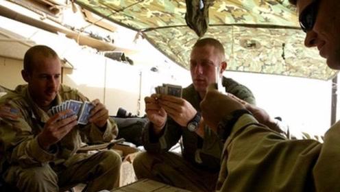 """美军推出:中俄先进武器扑克牌,不料多个盟国都想手握""""大王"""""""
