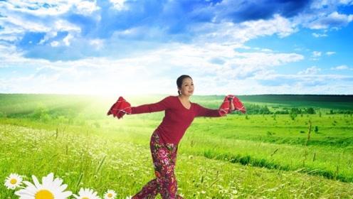 锦瑟舞语-简单东北秧歌《妹妹你是我的人》编舞:萱萱