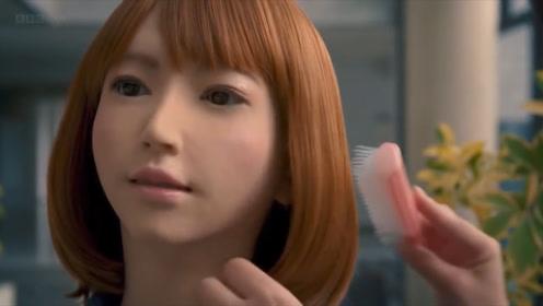 美女机器人问世,100万就能带回家,风格自由定制