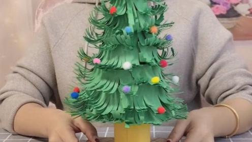 提前给宝宝准备的圣诞节手工,不然到时候学校又该催了!