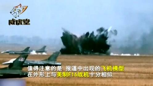 空军轰6K打靶三连击:炸吉普、灭F16靶标,硝烟过后全被轰成了渣