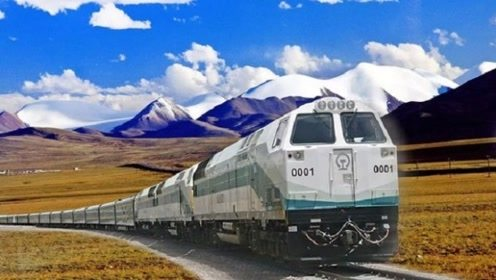 中国火车一到青藏铁路,就更换美国车头,网友:我们技术差人一等?