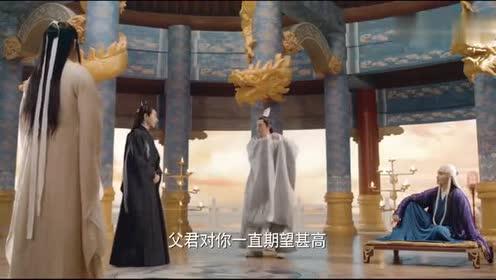 三殿下最明白夜华的心思!只有夜华能听懂三殿下的恭喜!
