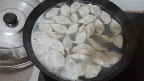 煮完饺子的水,一滴也别倒,能解决很多男性女性的困扰,长见识了