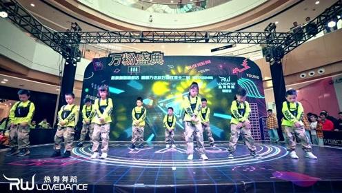 [新学员]少儿街舞 light it up热舞舞蹈2019新生专场演出