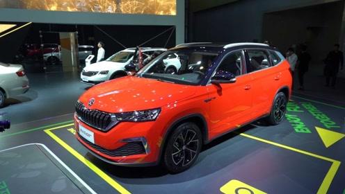2019广州车展:比年轻更有活力 实拍柯米克GT 12.59万起