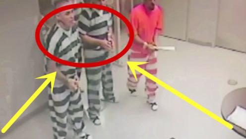 8名囚犯冲出监狱,警方调查动机,老泪纵横!