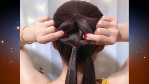 想要美的出众,这样的扎发发型是你不容错过的选择哦