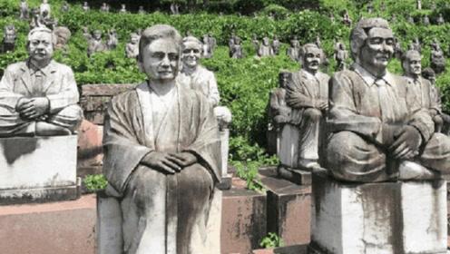 日本有座隐秘的雕像公园,由日本富豪花3.6亿巨资打造,现却一片荒凉!