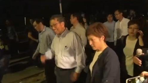港中大校长纵暴后欲申请巨额资金修校园 香港纳税人炸了锅