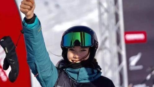 女孩获得50枚金牌,主动放弃美国国籍加入中国,将征战2022冬奥会