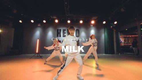 【HELLODANCE课堂】牛奶-Señorita