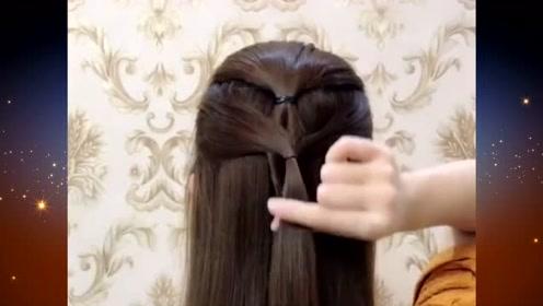 这样的精致又显时髦的扎发发型,今年超流行,你不会不知道吧
