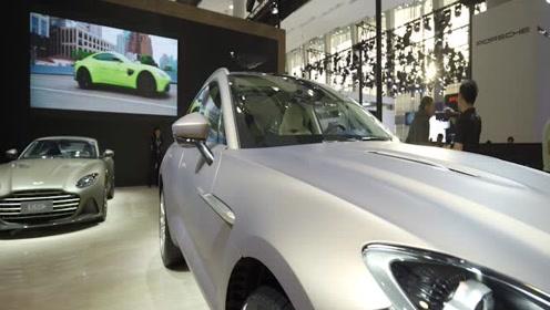 阿斯顿·马丁首款SUV 237.8万起!你钱包准备好了吗?