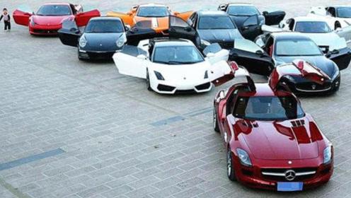 浙江一座富甲一方的城市,豪车国内最多没有之一,有钱人非常多!