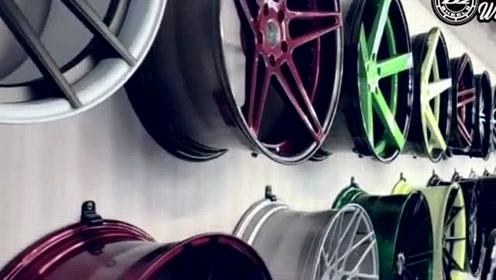 D2改装车轮毂制造加工流程 见证品质与保障