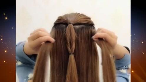 今年超受欢迎的扎发发型,简约时尚又有优雅气质,赶快来学学吧