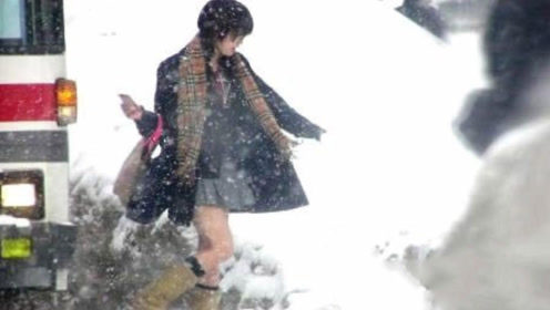 """俄罗斯零下71度,街上美女却不穿""""秋裤""""?原来她们靠这个"""