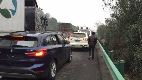 中国最严重的一次堵车:堵了12天,车龙长达135公里!场面壮观