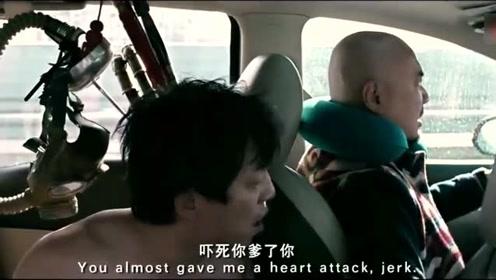 这段你一定没看过,徐峥和黄渤互飙演技,剧情笑惨了