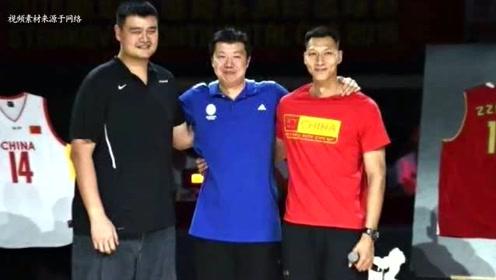 中国男篮配出最强阵容,身高对抗不吃亏,团队配合默契