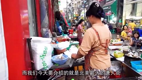 北美最大的唐人街,满街都是中国的味道,来这仿佛回到了家乡!