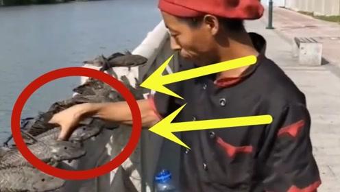 饭店服务员暴晒清道夫,尝试用一滴水能否救活,结果让人不敢相信!
